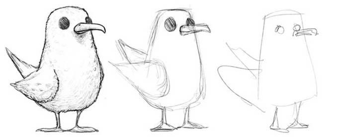 Speed Drawing: Κάνοντας την ίδια ζωγραφιά σε 10 λεπτά, σε 1 λεπτό και σε 10 δευτερόλεπτα (7)