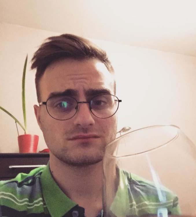 Σωσίας του Harry Potter από τη Ρωσία (2)