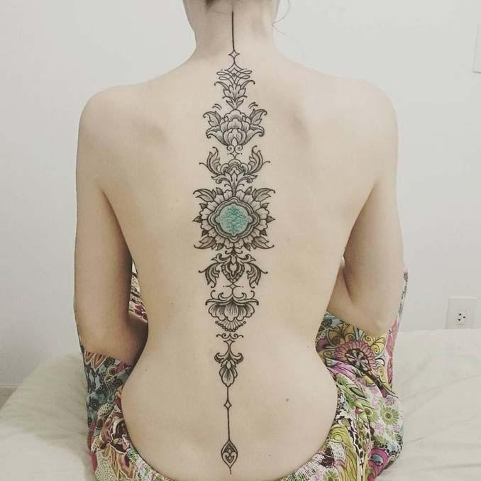 Τατουάζ εμπνευσμένα από την τέχνη των φυλών του Αμαζονίου (3)