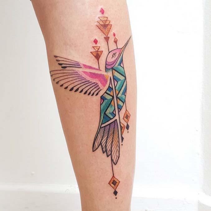Τατουάζ εμπνευσμένα από την τέχνη των φυλών του Αμαζονίου (9)