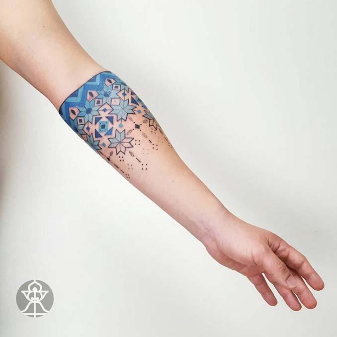 Τατουάζ εμπνευσμένα από την τέχνη των φυλών του Αμαζονίου (13)