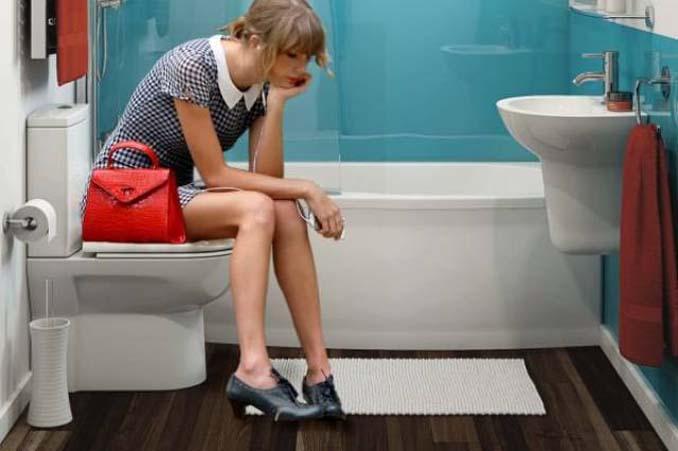 Η Taylor Swift έπεσε για μια ακόμη φορά στα χέρια Photoshop Trolls (2)