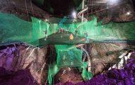 Υπόγειο πάρκο περιπέτειας σε εγκαταλελειμμένο ορυχείο (1)