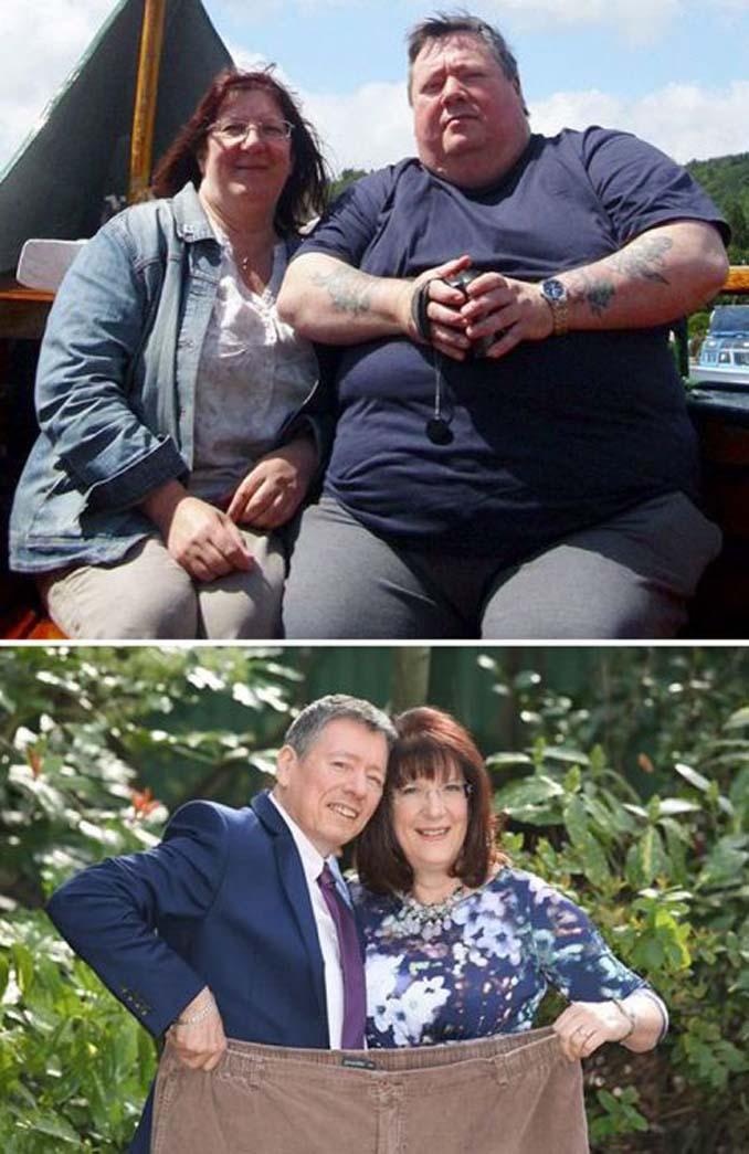 Ζευγάρια που τα έχασαν εις διπλούν (18)