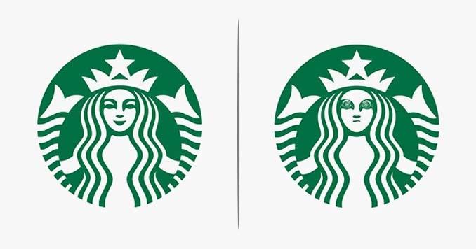Αν τα λογότυπα διάσημων εταιρειών αντικατόπτριζαν την φύση των προϊόντων τους (5)