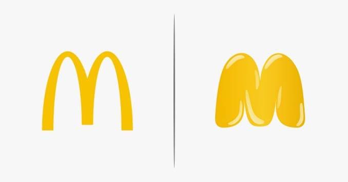 Αν τα λογότυπα διάσημων εταιρειών αντικατόπτριζαν την φύση των προϊόντων τους (7)