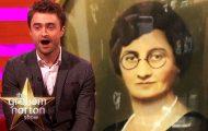 Η αντίδραση του Daniel Radcliffe όταν βλέπει τους απίθανους σωσίες του σε τηλεοπτική εκπομπή