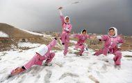 Οι ατρόμητες γυναίκες με τα σπαθιά από το Αφγανιστάν (1)