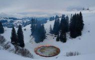 Δαχτυλίδι φωτιάς στη μέση των Ελβετικών Άλπεων (1)
