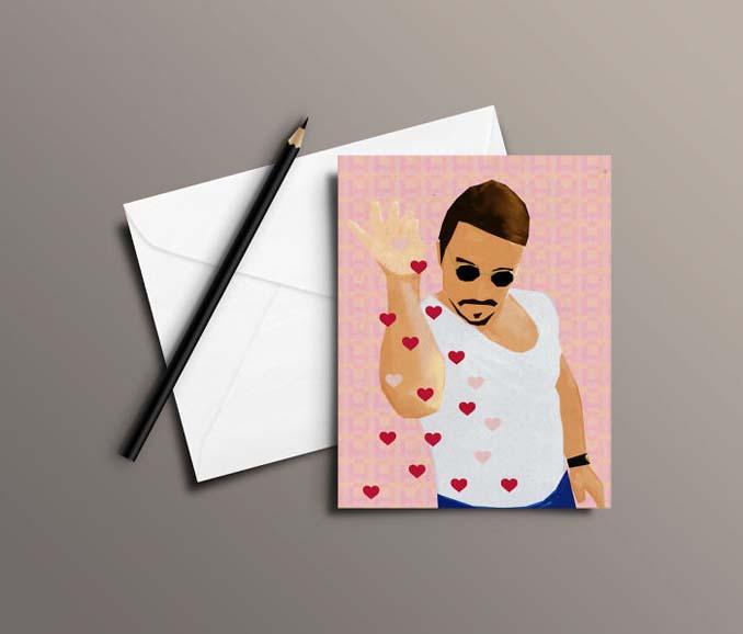 Δημιουργικές κάρτες Αγίου Βαλεντίνου για ζευγάρια με χιούμορ (11)