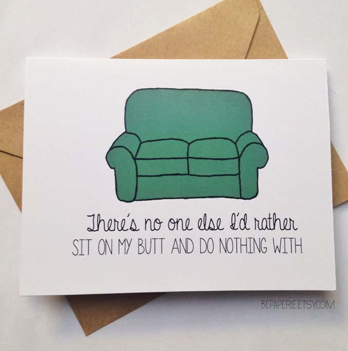 Δημιουργικές κάρτες Αγίου Βαλεντίνου για ζευγάρια με χιούμορ (12)