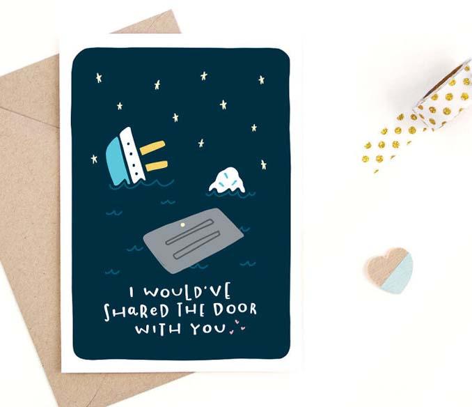 Δημιουργικές κάρτες Αγίου Βαλεντίνου για ζευγάρια με χιούμορ (14)