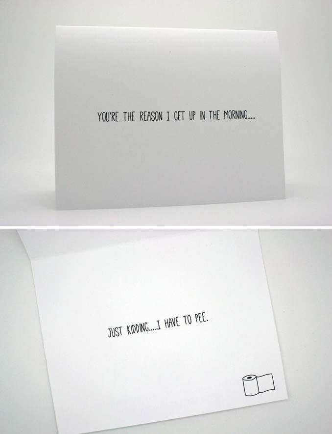 Δημιουργικές κάρτες Αγίου Βαλεντίνου για ζευγάρια με χιούμορ (16)