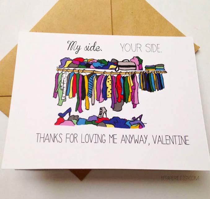 Δημιουργικές κάρτες Αγίου Βαλεντίνου για ζευγάρια με χιούμορ (20)