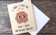 Δημιουργικές κάρτες Αγίου Βαλεντίνου για ζευγάρια με χιούμορ (24)