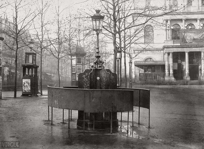 Τα δημόσια ουρητήρια του Παρισιού σε φωτογραφίες του 1860 (7)