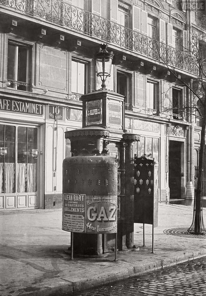 Τα δημόσια ουρητήρια του Παρισιού σε φωτογραφίες του 1860 (8)