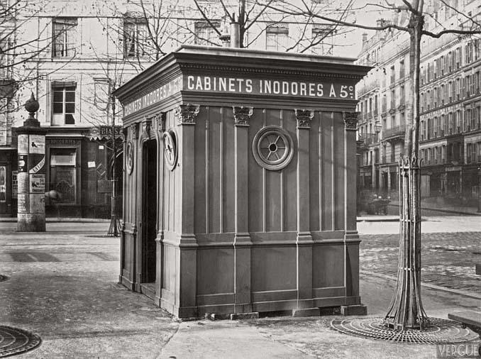 Τα δημόσια ουρητήρια του Παρισιού σε φωτογραφίες του 1860 (11)