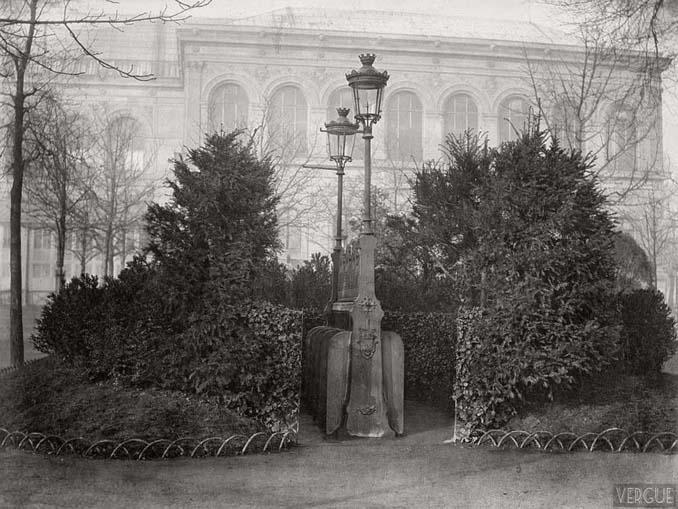 Τα δημόσια ουρητήρια του Παρισιού σε φωτογραφίες του 1860 (13)