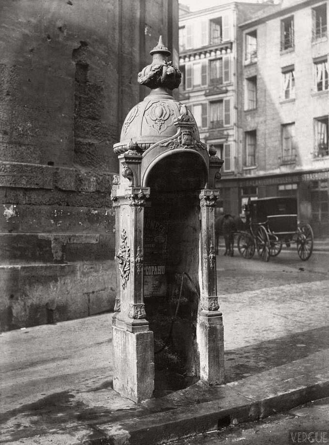 Τα δημόσια ουρητήρια του Παρισιού σε φωτογραφίες του 1860 (14)