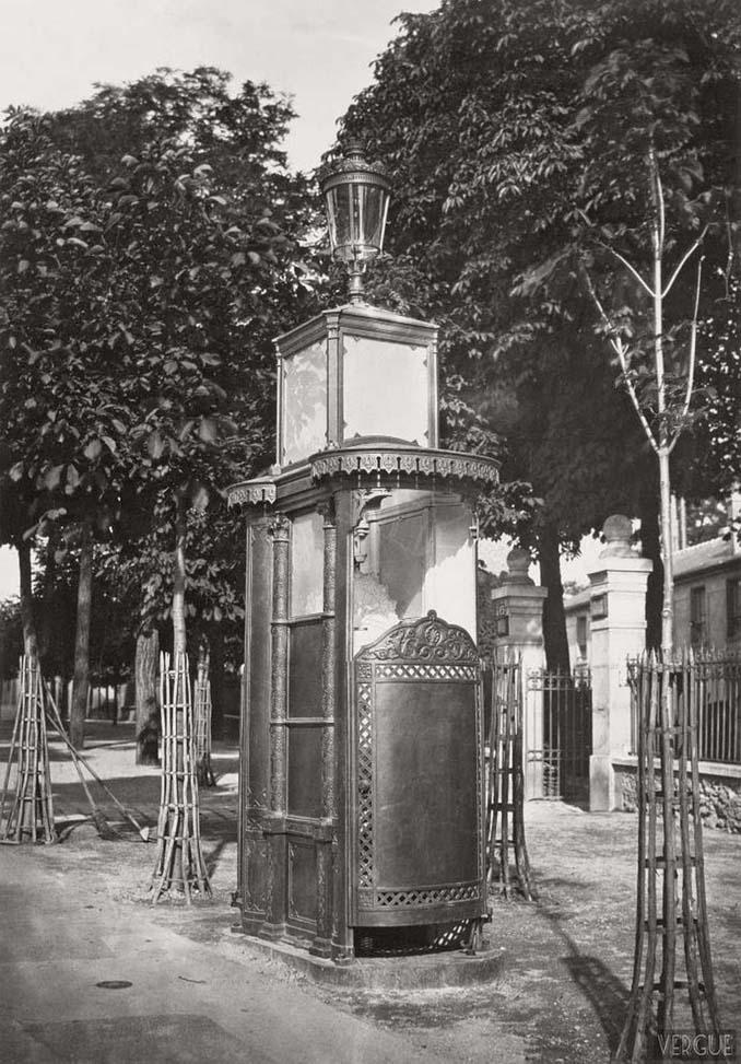 Τα δημόσια ουρητήρια του Παρισιού σε φωτογραφίες του 1860 (15)