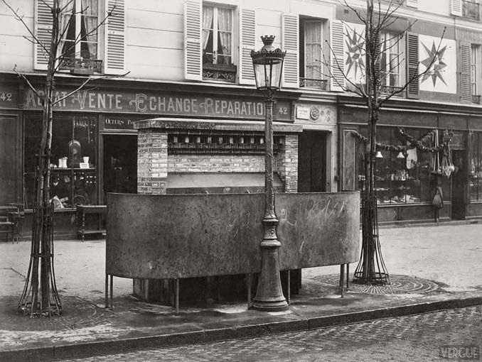 Τα δημόσια ουρητήρια του Παρισιού σε φωτογραφίες του 1860 (16)