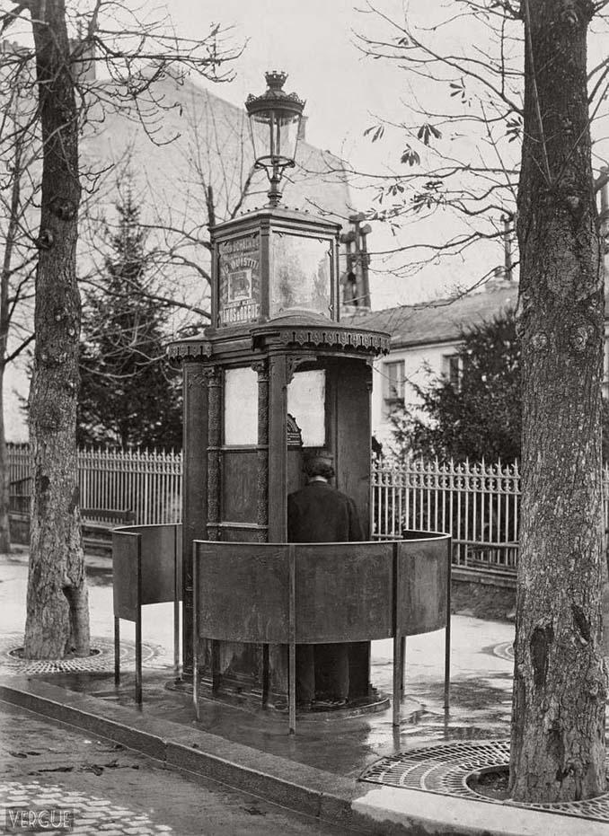 Τα δημόσια ουρητήρια του Παρισιού σε φωτογραφίες του 1860 (17)