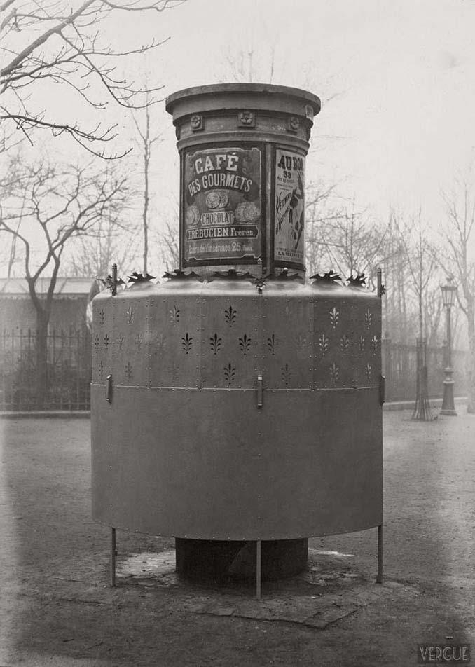 Τα δημόσια ουρητήρια του Παρισιού σε φωτογραφίες του 1860 (18)