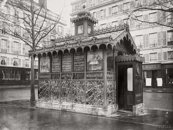 Τα δημόσια ουρητήρια του Παρισιού σε φωτογραφίες του 1860 (20)