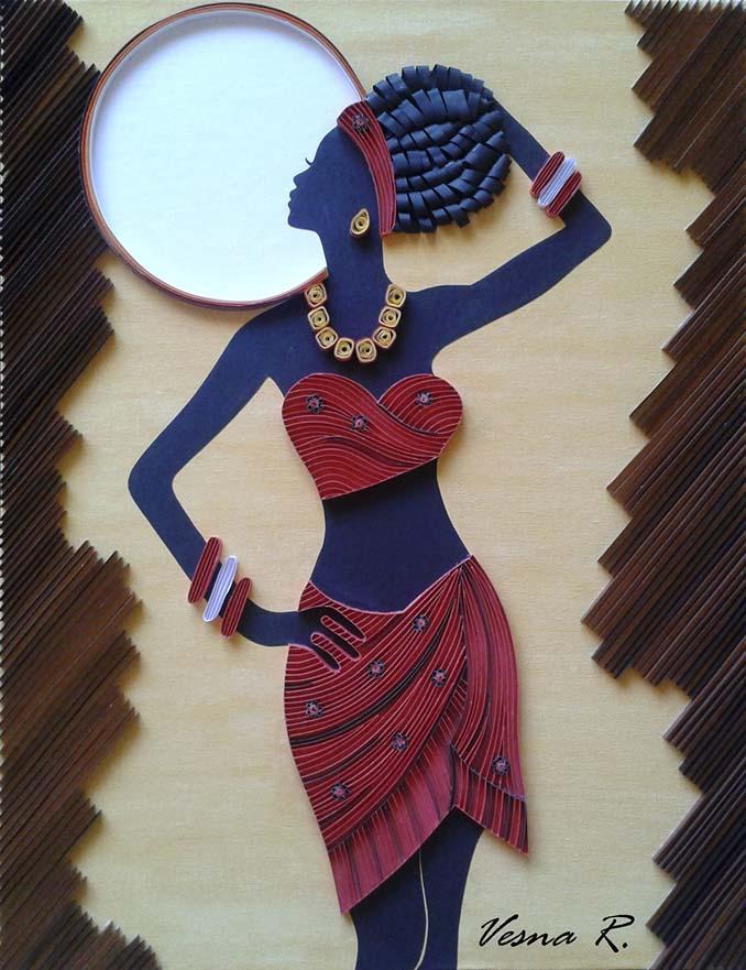 Εκπληκτικά και περίτεχνα έργα τέχνης που δημιουργήθηκαν με χαρτί (6)