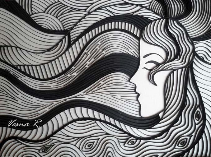 Εκπληκτικά και περίτεχνα έργα τέχνης που δημιουργήθηκαν με χαρτί (9)