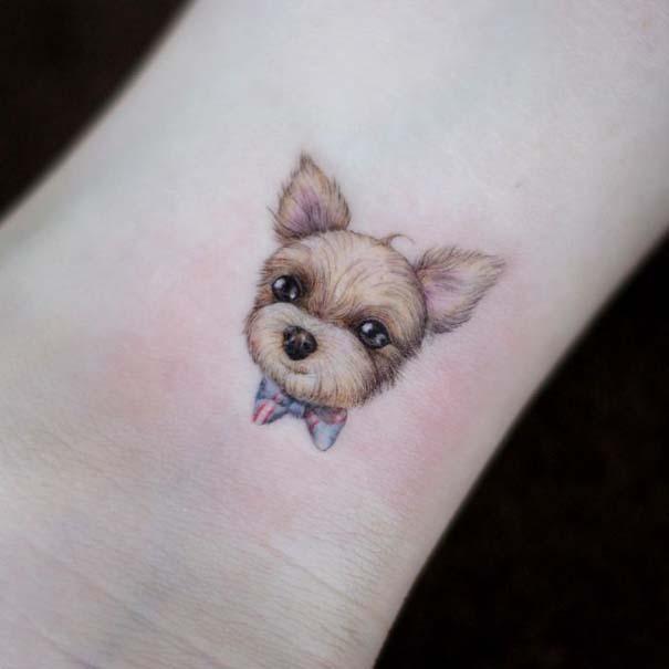 Εκπληκτικά τατουάζ για τους λάτρεις των σκύλων (6)