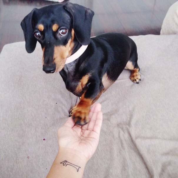 Εκπληκτικά τατουάζ για τους λάτρεις των σκύλων (8)