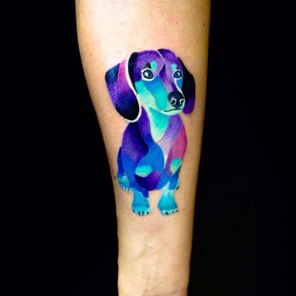 Εκπληκτικά τατουάζ για τους λάτρεις των σκύλων (9)
