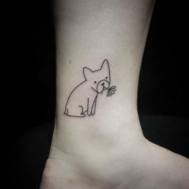 Εκπληκτικά τατουάζ για τους λάτρεις των σκύλων (13)