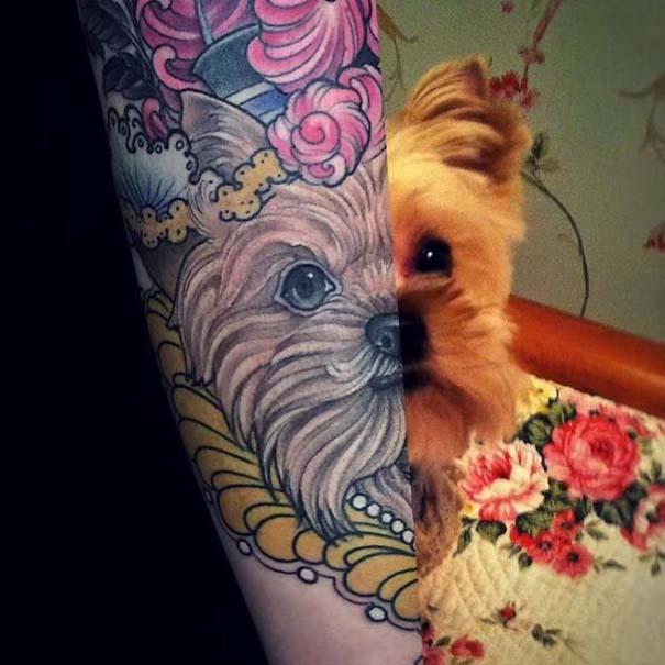 Εκπληκτικά τατουάζ για τους λάτρεις των σκύλων (14)
