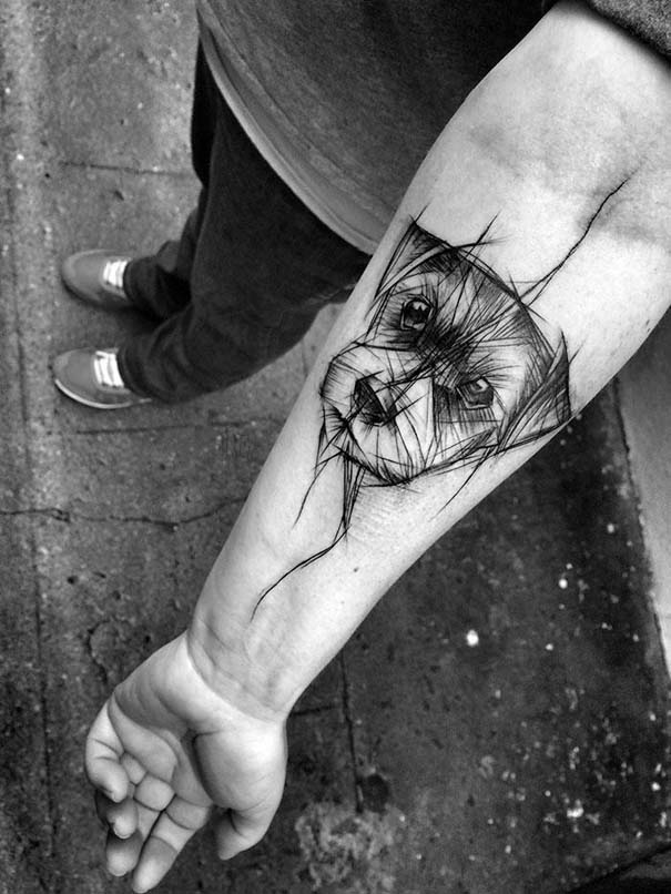 Εκπληκτικά τατουάζ για τους λάτρεις των σκύλων (17)