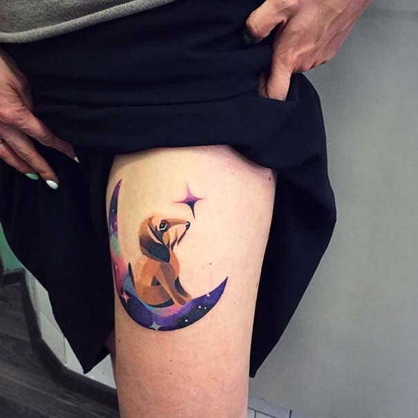 Εκπληκτικά τατουάζ για τους λάτρεις των σκύλων (19)