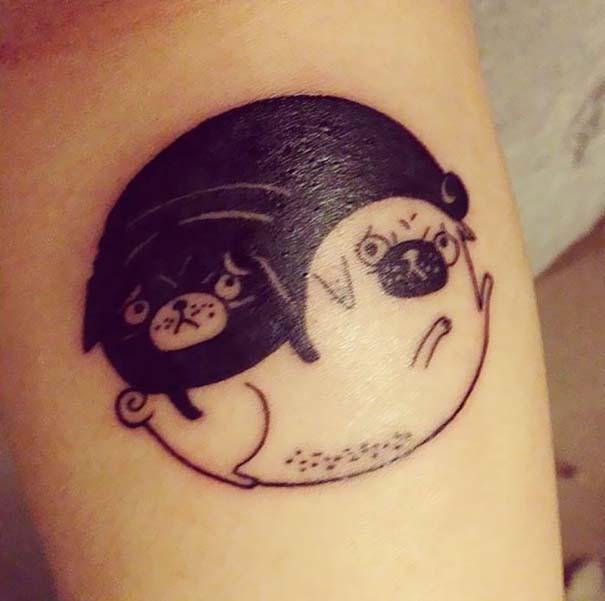 Εκπληκτικά τατουάζ για τους λάτρεις των σκύλων (20)