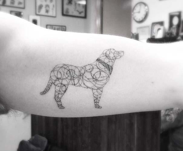 Εκπληκτικά τατουάζ για τους λάτρεις των σκύλων (31)