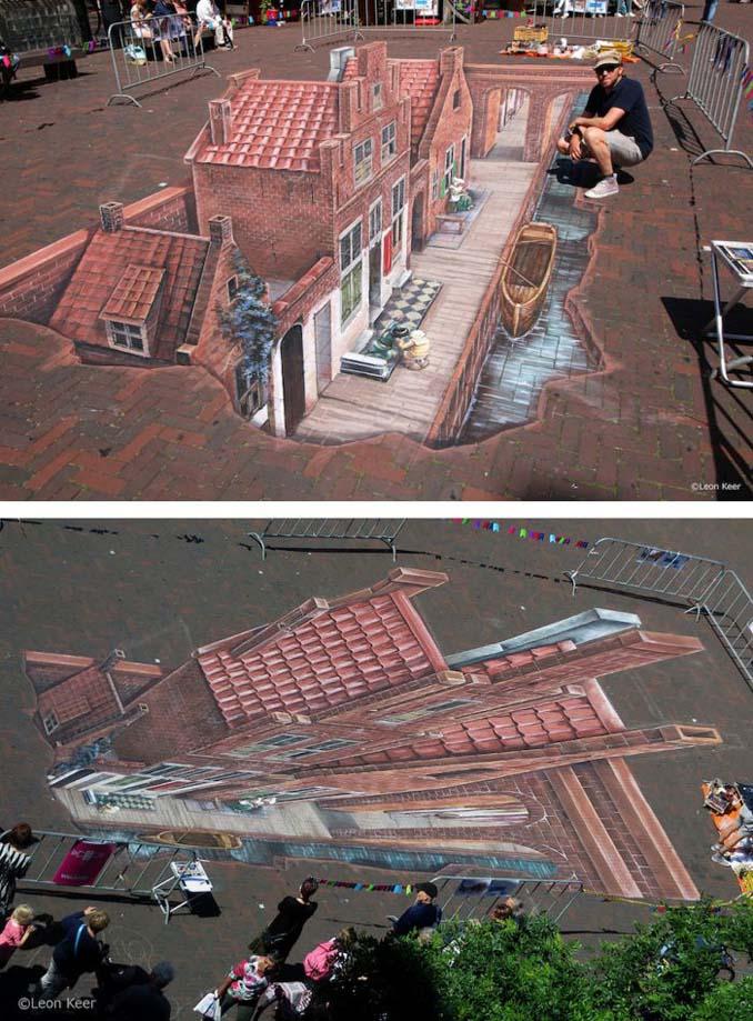20+1 εντυπωσιακά δείγματα 3D τέχνης του δρόμου (12)
