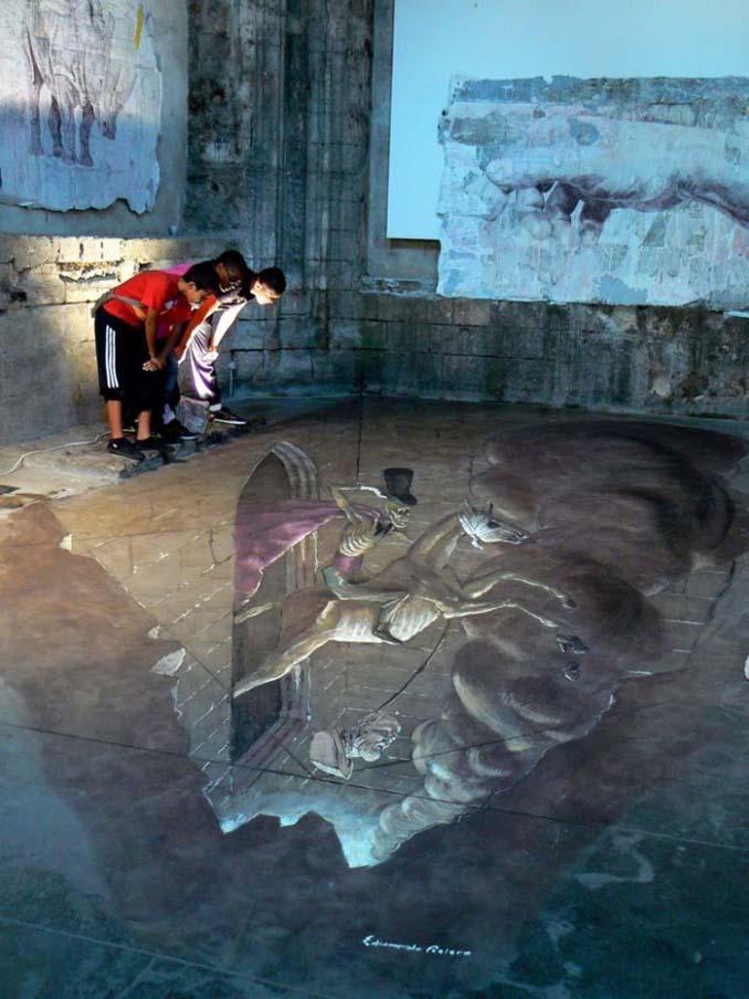 20+1 εντυπωσιακά δείγματα 3D τέχνης του δρόμου (16)
