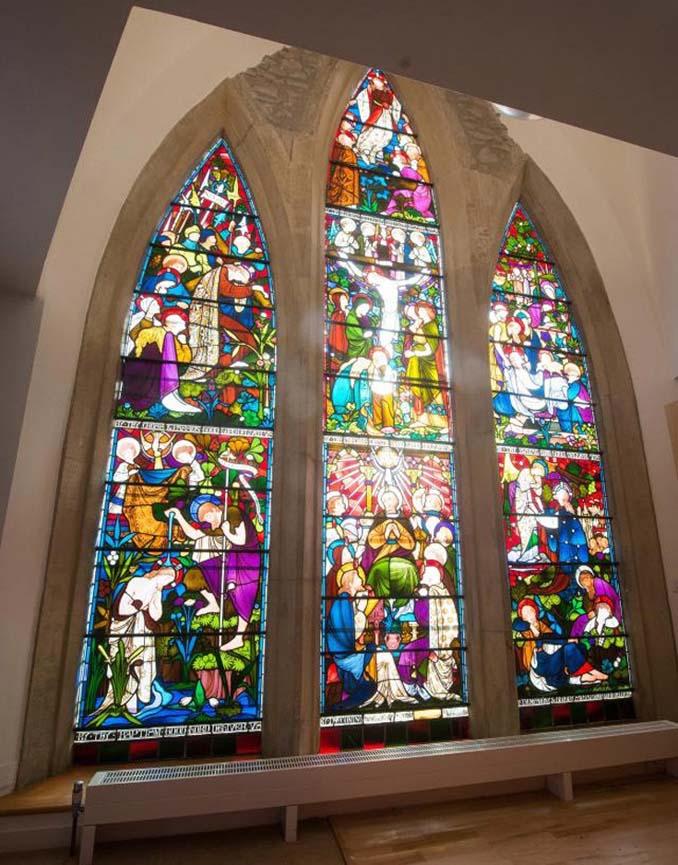 Η εντυπωσιακή μετατροπή μιας εκκλησίας σε σπίτι (5)