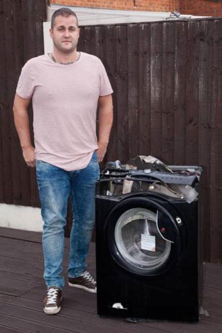Φαίνεται πως δεν μπορείς να εμπιστευτείς πλέον ούτε το πλυντήριο σου... (7)