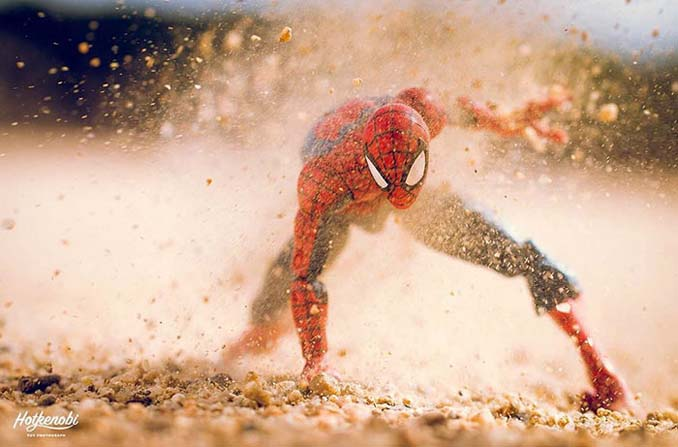 Φιγούρες δράσης ζωντανεύουν μέσα από τις εκπληκτικές φωτογραφίες ενός Ιάπωνα (28)