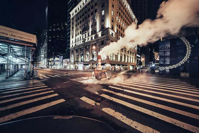 Φωτογραφίζοντας μεγαλουπόλεις του κόσμου με πλήρη απουσία των κατοίκων τους (11)