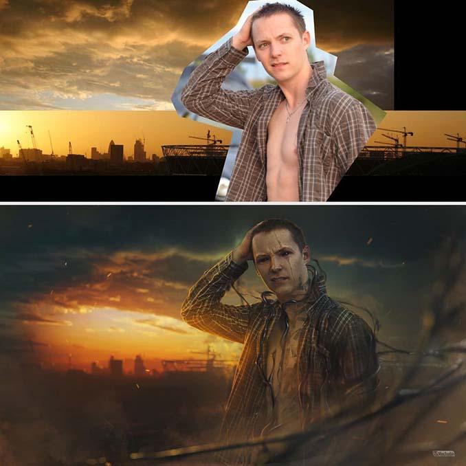 Ο Max Asabin μπορεί να σας μεταφέρει σε οποιοδήποτε σκηνικό χρησιμοποιώντας το Photoshop (1)