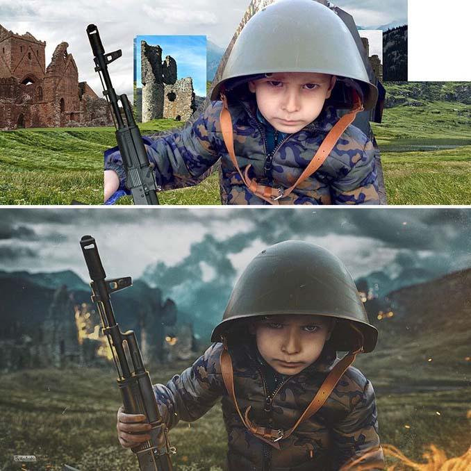 Ο Max Asabin μπορεί να σας μεταφέρει σε οποιοδήποτε σκηνικό χρησιμοποιώντας το Photoshop (5)