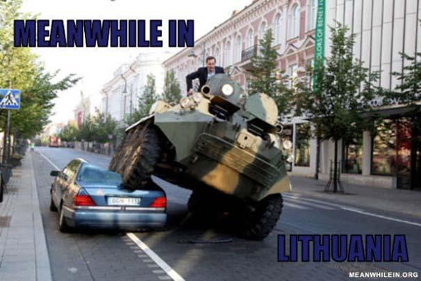 «Meanwhile in...» | Ένα ξεκαρδιστικό Meme #6 (1)