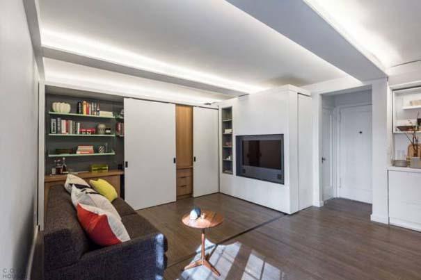 Μικροσκοπικό διαμέρισμα - transformer έχει όλα όσα θα μπορούσατε να χρειαστείτε (2)